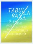 Tabula poster